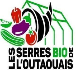 marché de fruits et/ou légumes logo serres bio de outaouais gatineau quebec canada ulocal produits locaux achat local produits du terroir locavore touriste