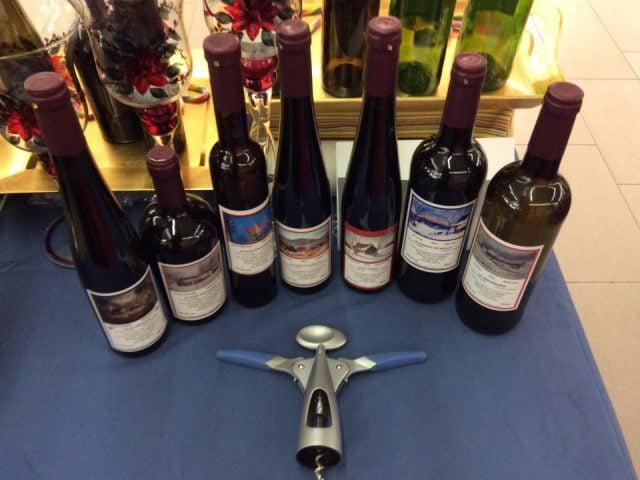 vignoble bouteilles de vin le vignoble du clos baillie gatineau quebec canada ulocal produits locaux achat local produits du terroir locavore touriste