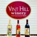 vignoble logo Vint hill craft winery warrenton virginie états unis ulocal produits locaux achat local produits du terroir locavore touriste