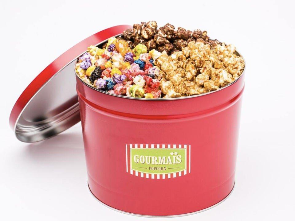 alimentation boutique aliments gourmais popcorn saint hubert quebec ulocal produit local achat local