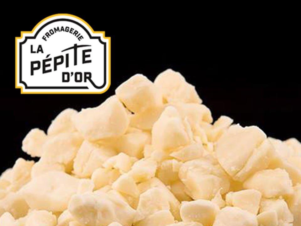 Fromagerie fromage twist poutine Fromagerie la Pépite d'Or Inc. Saint-Georges Ulocal produits local achat local produits du terroir