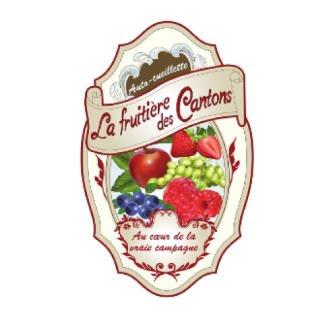 Logo La Fruitière Des Cantons Shefford Québec Ulocal produit local achat local produits du terroir