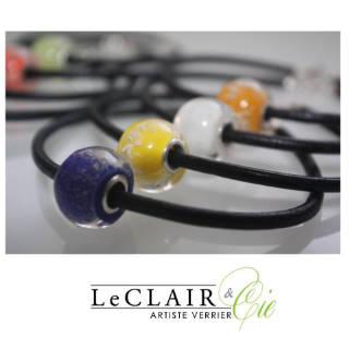 Logo bijoux et accessoires LeClair et Compagnie Richelieu Ulocal produit local achat local