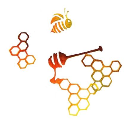 Logo Apilculteur À doré des bois Saint-Pie Ulocal produit local achat local produits du terroir