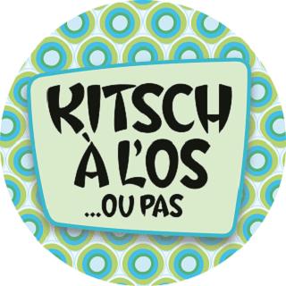 Logo KitschÀ l'Os... ou pas Montreal Québec ulocal produit local achat local