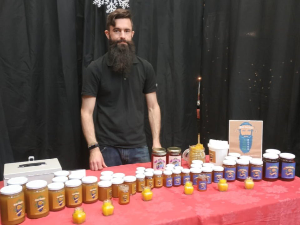 propriétaire boutique miel Miel Boréal S.E.N.C. La Doré Québec Ulocal produit local achat local produits du terroir