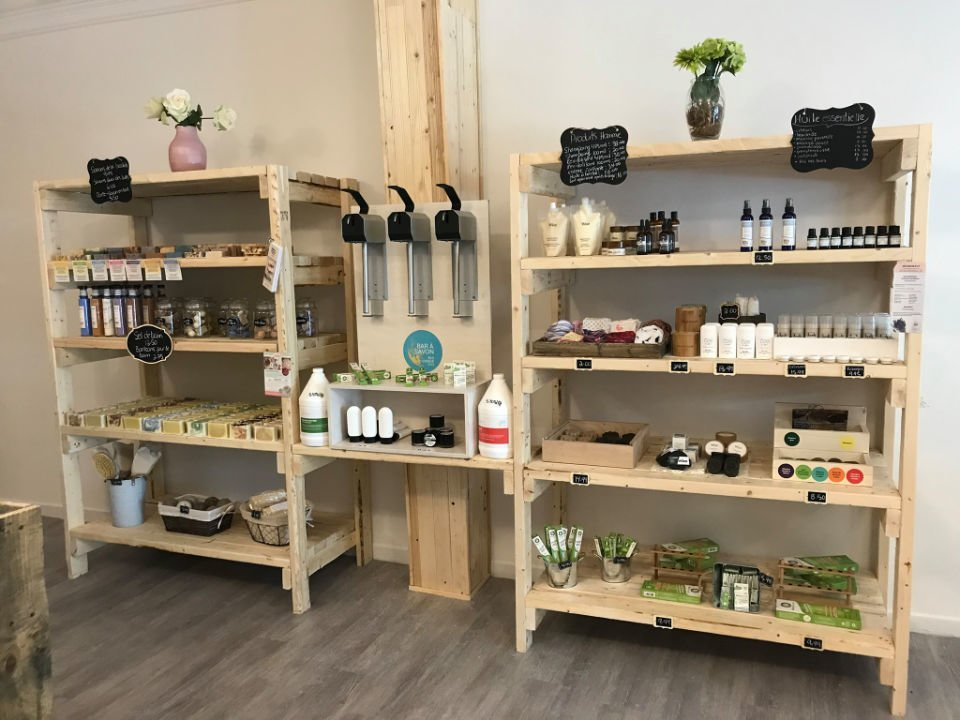 Ecological household products body products Virage Vert eco-responsible boutique inc. Saint-Jean-sur-Richelieu Quebec ulocal local product local purchase
